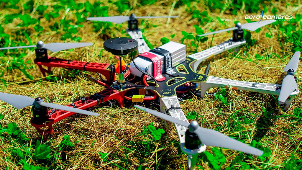 Como configurar um drone profissional