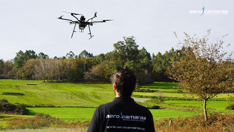 drones plantando sementes de árvores2